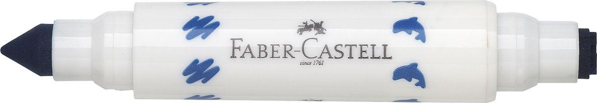 Уникальные фломастеры-штампы Faber-Castell помогут маленькому художнику раскрыть свой творческий потенциал, рисовать и раскрашивать яркие картинки, развивая воображение, мелкую моторику и цветовосприятие. В наборе 5 разноцветных фломастеров, с одной стороны которых расположен цветной наконечник, а с другой - штамп того же цвета. Все штампы имеют разные рисунки. Корпусы выполнены из пластика. Чернила на водной основе окрашены с использованием пищевых красителей, благодаря чему они полностью безопасны для ребенка и имеют яркие, насыщенные цвета. Если маленький художник запачкался - не беда, ведь фломастеры отстирываются с большинства тканей. Вентилируемый колпачок надолго сохранит яркость цветов.