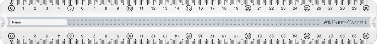 Линейка Faber-Castell Grip выполнена из прозрачного прочного пластика. Линейка имеет две сантиметровых шкалы, благодаря чему подойдет как для правшей, так и для левшей. 3D Grip-зона и скошенные края обеспечат удобный захват линейки. Практичная и удобная линейка - незаменимый инструмент на любом рабочем столе.