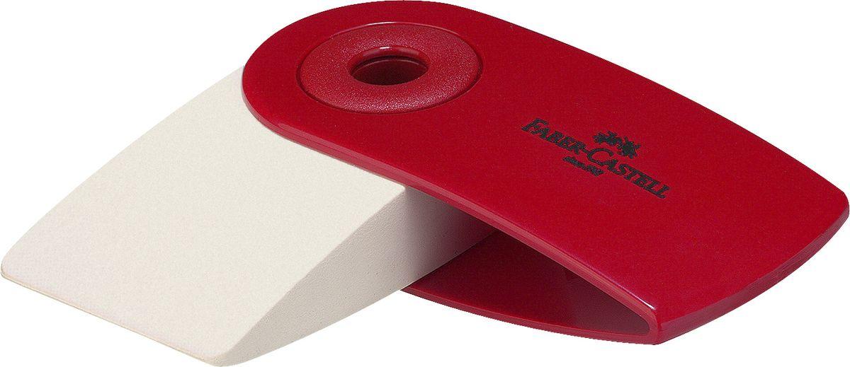 Ластик Faber-Castell Sleeve станет незаменимым аксессуаром на рабочем столе не только школьника или студента, но и офисного работника. Аккуратный ластик не оставляет грязных разводов. Кроме того, высококачественный ластик не повреждает бумагу даже при многократном стирании. Специальный подвижный колпачок защищает ластик от загрязнения.Не содержит ПВХ.
