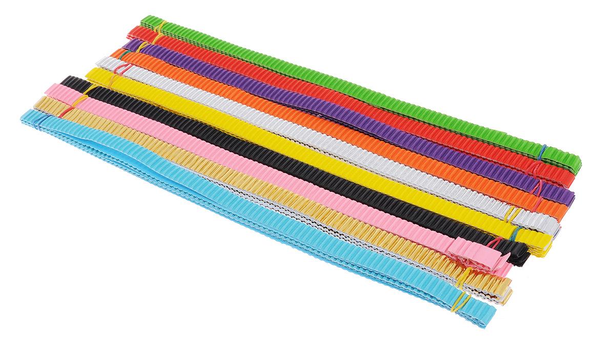 Цветной гофрированный картон для квилинга Апплика Сова позволит вашему ребенку создавать всевозможные аппликации и поделки. Набор состоит из 42 полосок гофрированного картона 7 цветов: желтого, оранжевого, салатового, красного, розового, черного и голубого. Создание поделок из цветного гофрированного картона поможет ребенку в развитии творческих способностей.