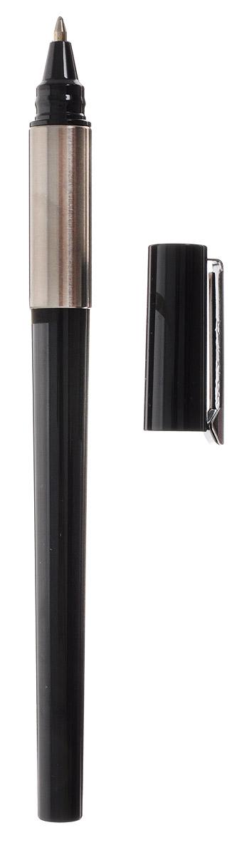 Шариковая ручка Pentel Line Style станет незаменимым атрибутом для учебы или работы. Корпус ручки выполнен из пластика. Высококачественные черные чернила позволяют добиться идеальной плавности письма.Ручка оснащена клип-зажимом на колпачке для удобной фиксации на бумаге или одежде.
