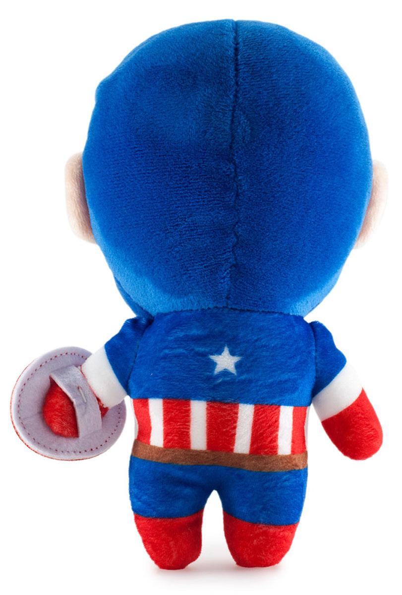 Marvel Phunny's. Мягкая игрушка Captain America Kidrobot