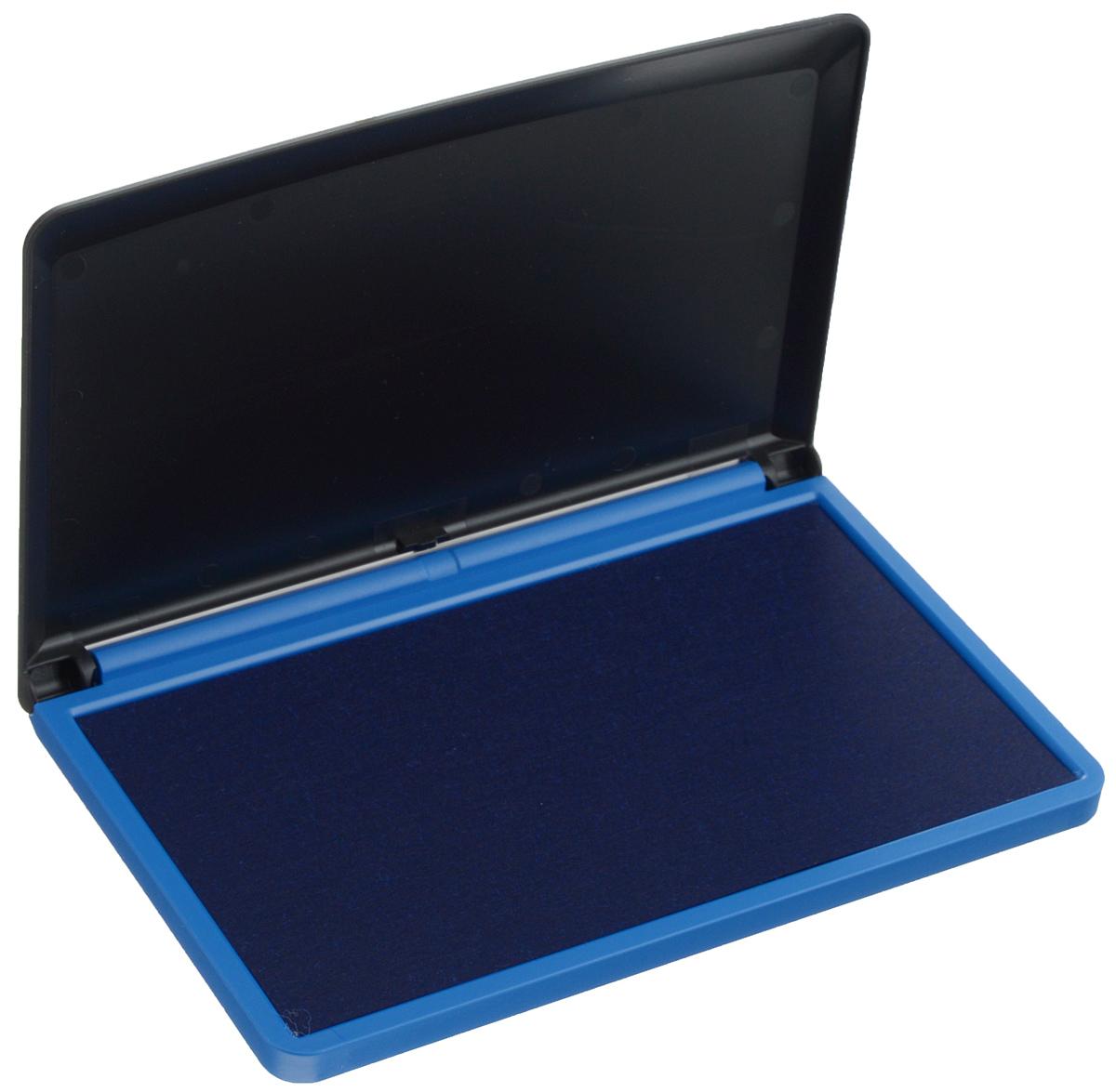 ColopНастольная штемпельная подушка цвет синий 90 х 160 мм Colop