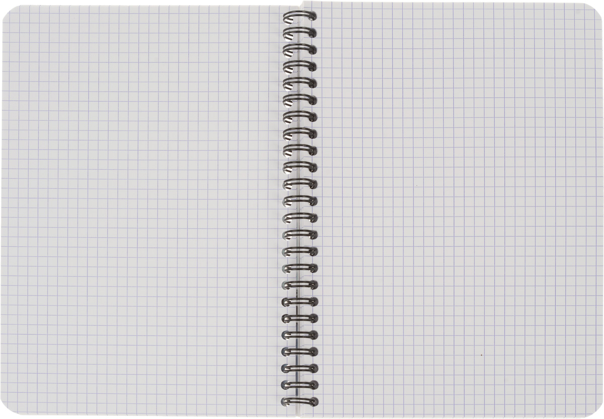 Красивая и практичная тетрадь Oxford Essentials отлично подойдет для школьников, студентов и офисных служащих.Обложка тетради выполнена из плотного, но гибкого ламинированного картона с закругленными краями. Тетрадь формата А5 состоит из 90 белых листов на двойном гребне с линовкой в клетку без полей. Практичное и надежное крепление на гребне позволяет отрывать листы и полностью открывать тетрадь на столе. Тетрадь дополнена съемной закладкой-линейкой из матового полупрозрачного пластика.  Высококачественная бумага Optik Paper имеет шелковистую поверхность и высокую белизну, при письме чернила быстро впитываются и не размазываются, надпись не просвечивается с обратной стороны листа. Вне зависимости от профессии и рода деятельности у человека часто возникает потребность сделать какие-либо заметки. Именно поэтому всегда удобно иметь эту тетрадь под рукой, особенно если вы творческая личность и постоянно генерируете новые идеи.