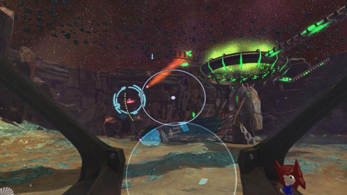 Super Stardust Ultra (поддержка VR) (PS4) d3t Ltd