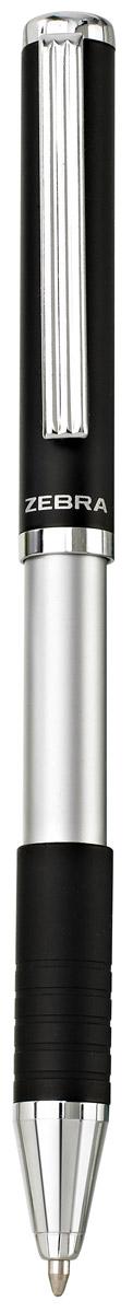 Шариковая ручка Zebra Slide идеально подходит для записных книжек и органайзеров. В рабочем состоянии ручка раздвигается, приобретая длину обычной ручки, в закрытом виде очень компактна. Строгий стильный дизайн понравится всем любителям классики.