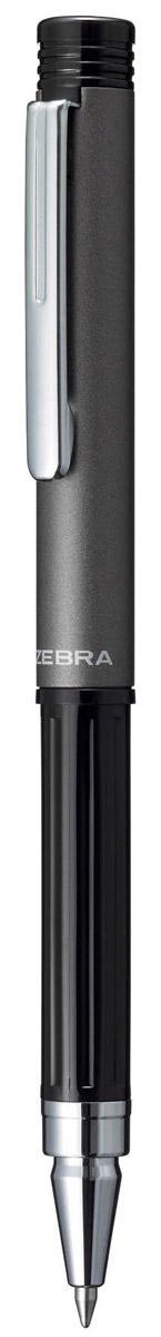 Миниатюрная шариковая ручка Zebra M-5 легко умещается в дамской сумочке. Удлиненный металлический колпачок, надетый с нерабочей стороны ручки, компенсирует ее небольшую длину. Эта модель идеально подходит для записных книжек и органайзеров.