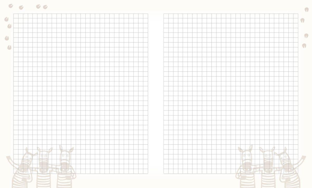 Тетрадь на скрепках Marker Львы отлично подойдет для различных записей. Дизайнерская обложка выполнена из высококачественного картона. Внутренний блок состоит из 40 листов в клетку и оформлен рисунками.