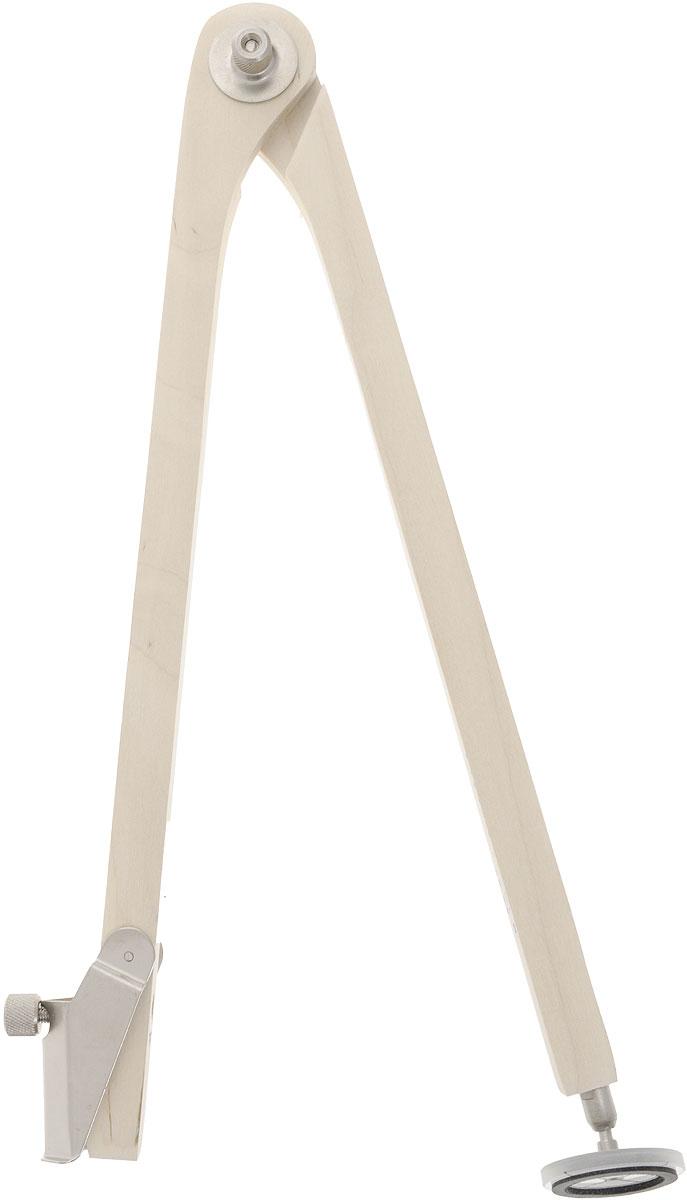 Циркуль для досок Красная звезда с длиной в 36 сантиметров изготовлен из твердолиственных пород древесины.Циркуль оснащен лакированной поверхностью, а наконечник выполнен на резиновой основе.