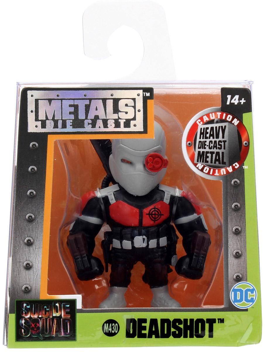 DC Comics. Фигурка металлическая Deadshot Alt, 10 см 1С-СофтКлаб