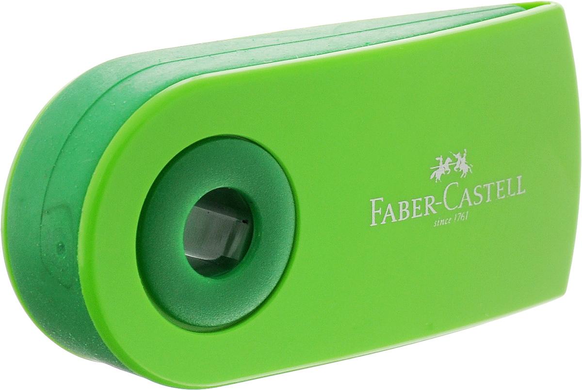 Флуоресцентный ластик Faber-Castell Sleeve станет незаменимым аксессуаром на рабочем столе не только школьника или студента, но и офисного работника. Аккуратный и не оставляет грязных разводов. Кроме того высококачественный ластик не повреждает бумагу даже при многократном стирании. Специальный удобный пластиковый футляр позволит защитить ластик от повреждений.