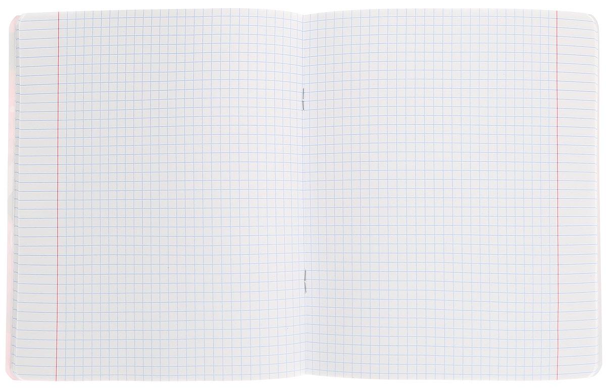 Предметная тетрадь Erich Krause Информатика пригодится как школьникам, так и студентам. Обложка изготовлена из гибкого картона и оформлена оригинальным рисунком с компьютерной мышью и фотографией Готфрида Вильгельма Лейбница. Внутренний блок выполнен из белой бумаги в стандартную клетку с полями. Тетрадь содержит 48 листов формата А5. Листы соединены металлическими скрепками. На внутренней стороне обложки имеются поля для заполнения личных данных владельца. На первых и последних страницах расположена справочная информация по предмету Информатика.