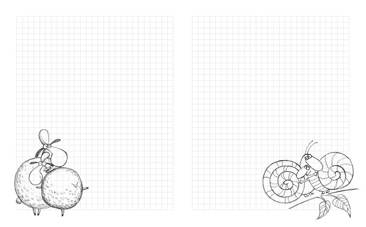 Тетрадь Marker Овцы с дизайнерской обложкой подойдет для школьников и студентов.Обложка, выполненная из картона, позволит сохранить тетрадь в аккуратном состоянии на протяжении всего времени использования. Цветной внутренний блок тетради, соединенный двумя металлическими скрепками, состоит из 48 листов в клетку.
