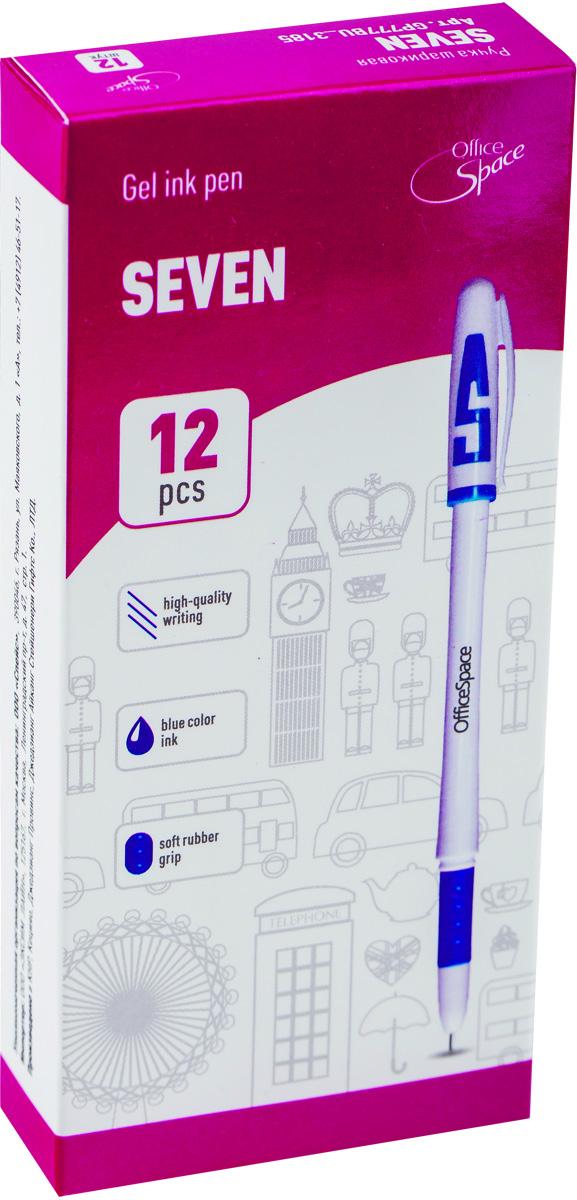 Набор гелевых ручек OfficeSpace Seven в пластиковом корпусе прекрасно подойдет для письма. Колпачки ручек имеют специальное гнездо, которое защищает пишущий узел. Игольчатый пишущий узел изготовлен с прецизионной точностью. Ручки оснащены пластиковым клипом и мягким резиновым держателем.