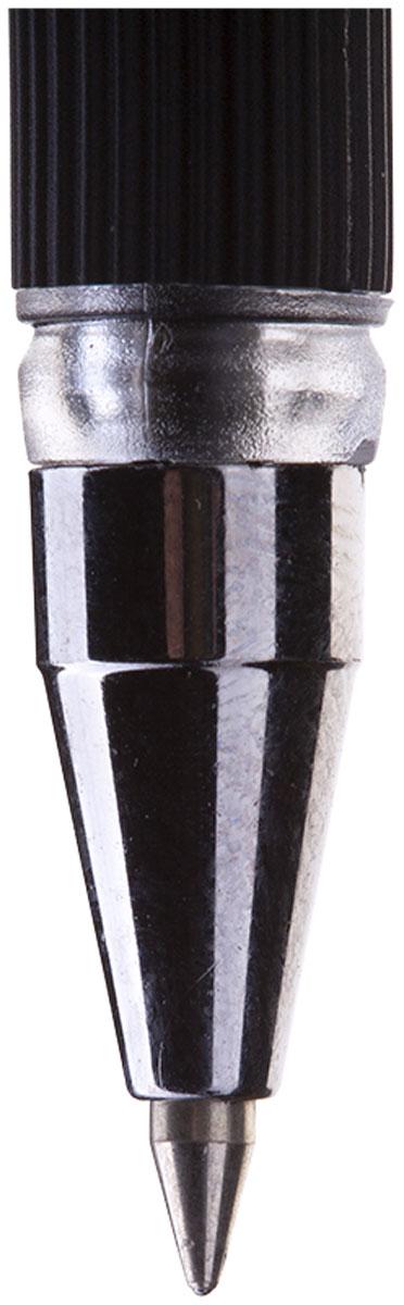 Шариковая ручка Berlingo Mega Soft с черными чернилами. Пишущий узел с шариком 0,5мм обеспечивает качественное и аккуратное письмо. Масляные чернила наносятся мягко и ровно. Ручку Mega Soft не надо расписывать - ощутите легкость письма с первого касания. Утолщенный мягкий резиновый грип не деформируется и делает использование ручки еще более комфортным.