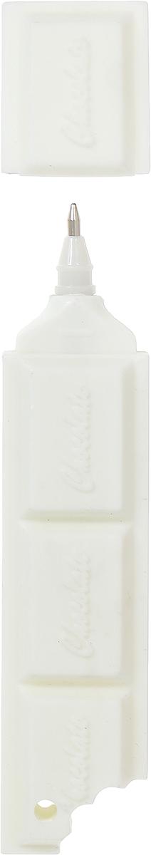 Оригинальная шариковая ручка Эврика выполнена из полимера в виде откусанной плитки белого шоколада.Такая ручка станет отличным подарком и незаменимым аксессуаром, она несомненно, удивит и порадует получателя.