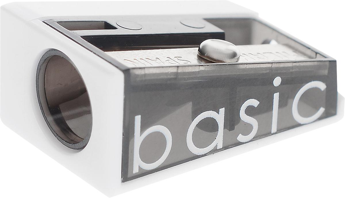 Модель точилки Milan Basic отличается остро заточенным лезвием и подходит для затачивания как цветных, так и черно-графитных карандашей.Точилка выглядит очень стильно. Она идеально подходит для школы и офиса.