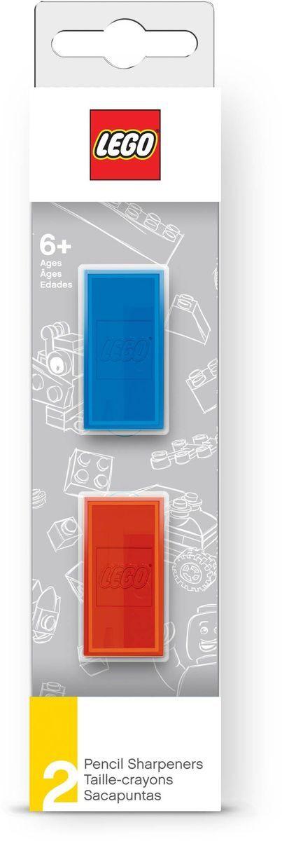 Карандаш всегда норовит сломаться на самом ответственном участке работы. Вернуть ему остроту позволит набор фирменных точилок LEGO. В них дизайнерский вид отлично сочетается с функциональностью и удобством, гарантируя безопасность и аккуратность заточки. Пара вращений — и ваши карандаши вновь готовы к работе.