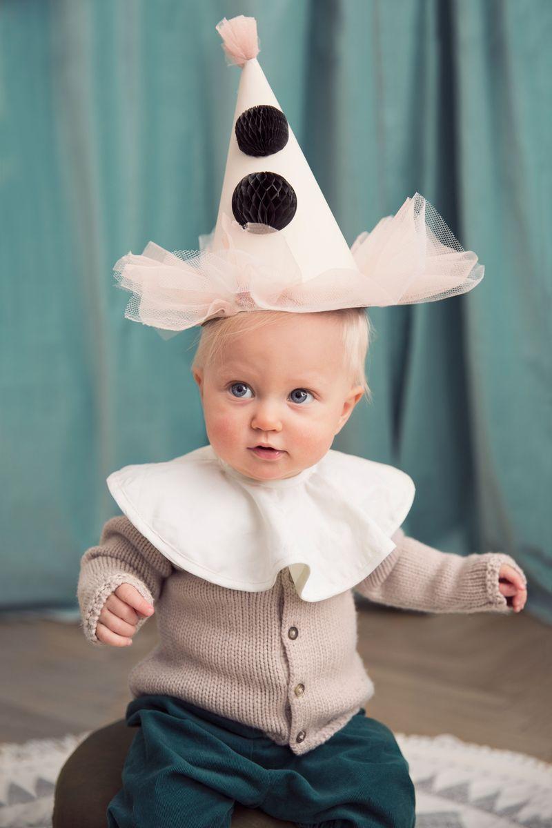 Elodie DetailsНагрудник Пьеро от 0 месяцев цвет белая ваниль