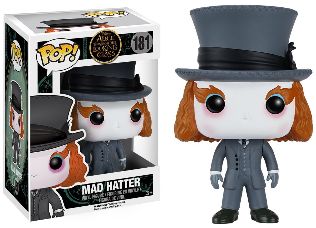 Funko POP! VinylФигурка Alice Through The Looking Glass:  Mad Hatter Funko