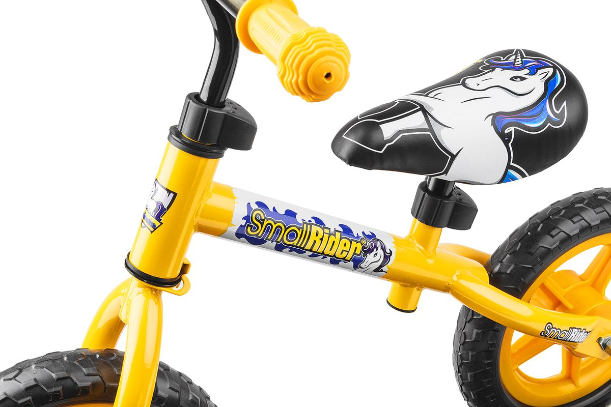 Small RiderБеговел детский Fantasy цвет желтый Small Rider