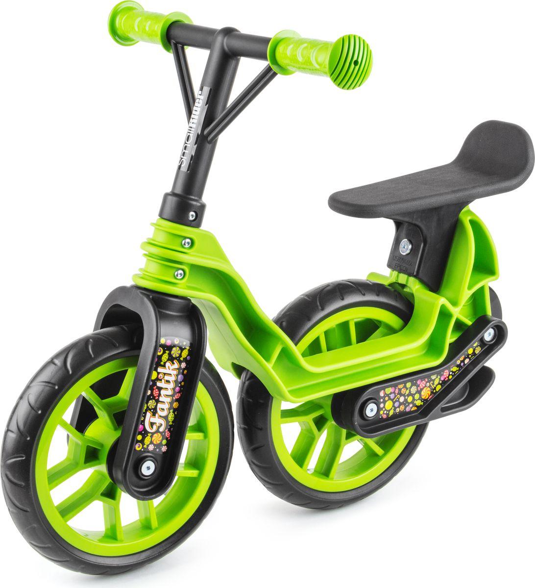Small RiderБеговел Fantik цвет зеленый Small Rider