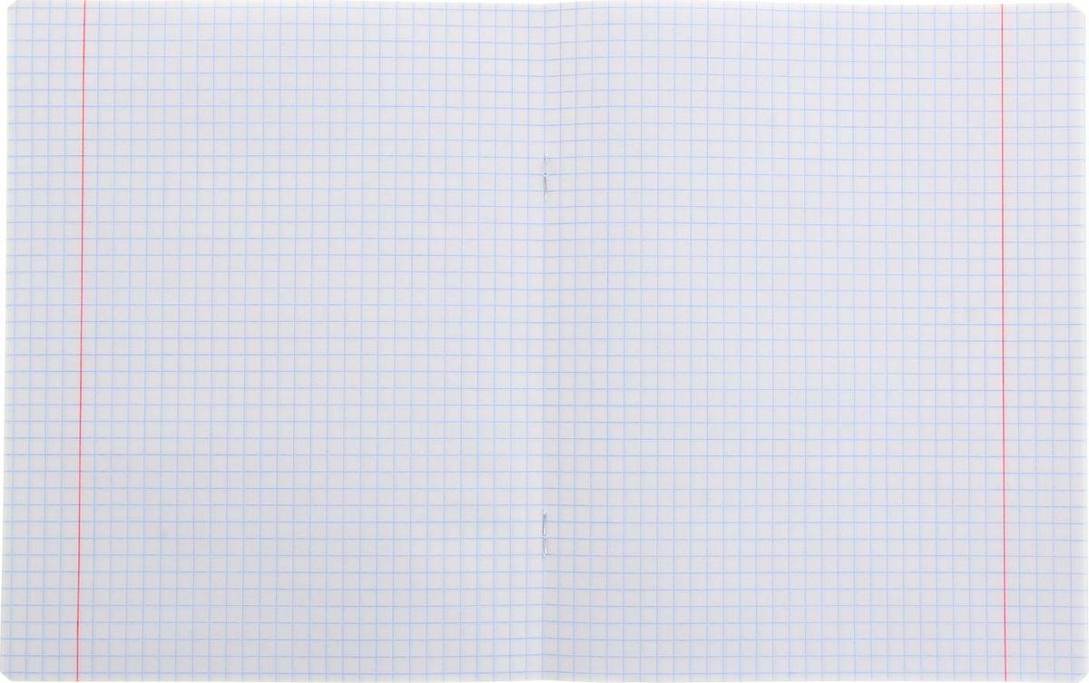 Тетрадь BG Школьная идеально подойдет для занятий любому школьнику.Обложка с закругленными углами, выполненная из картона голубого цвета, сохранит тетрадь в аккуратном состоянии на протяжении всего времени использования. Внутренний блок состоит из 12 листов белой бумаги в клетку с полями. На задней обложке тетради представлены таблица умножения, меры длины, площади, объема и массы.