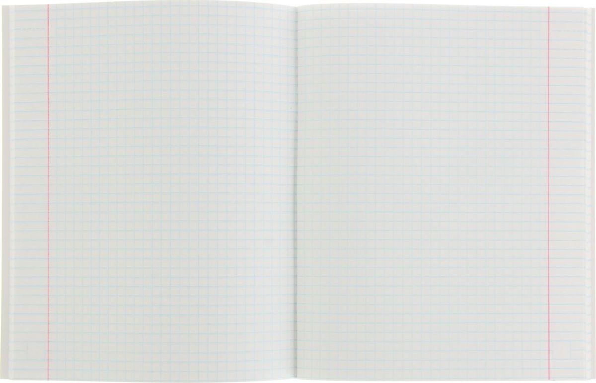 Предметная тетрадь Hatber Физика отлично подойдет для занятий школьнику и студенту.Обложка, выполненная из плотного картона, позволит сохранить тетрадь в аккуратном состоянии на протяжении всего времени использования.Внутренний блок тетради, соединенный двумя металлическими скрепками, состоит из 48 листов белой бумаги. Стандартная линовка в клетку голубого цвета дополнена полями, совпадающими с лицевой и оборотной стороны листа.Содержит справочный материал по физике.