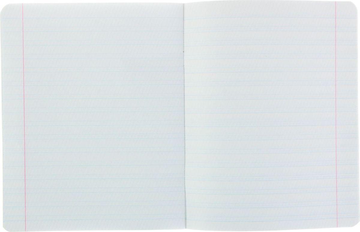 Тетрадь Альт Народная идеально подойдет для занятий любому школьнику.Обложка сзакругленными углами, выполненная из бумаги желтого цвета, сохранит тетрадь в аккуратномсостоянии на протяжении всего времени использования. Внутренний блок состоит из 12 листовбелой бумаги в косую линейку с полями. На задней обложке тетради представлены прописные буквырусского алфавита и правила правописания.Изделие отличается качествомвнутреннего блока, который полностью соответствует нормам и необходимым параметрам дляшкольной продукции.