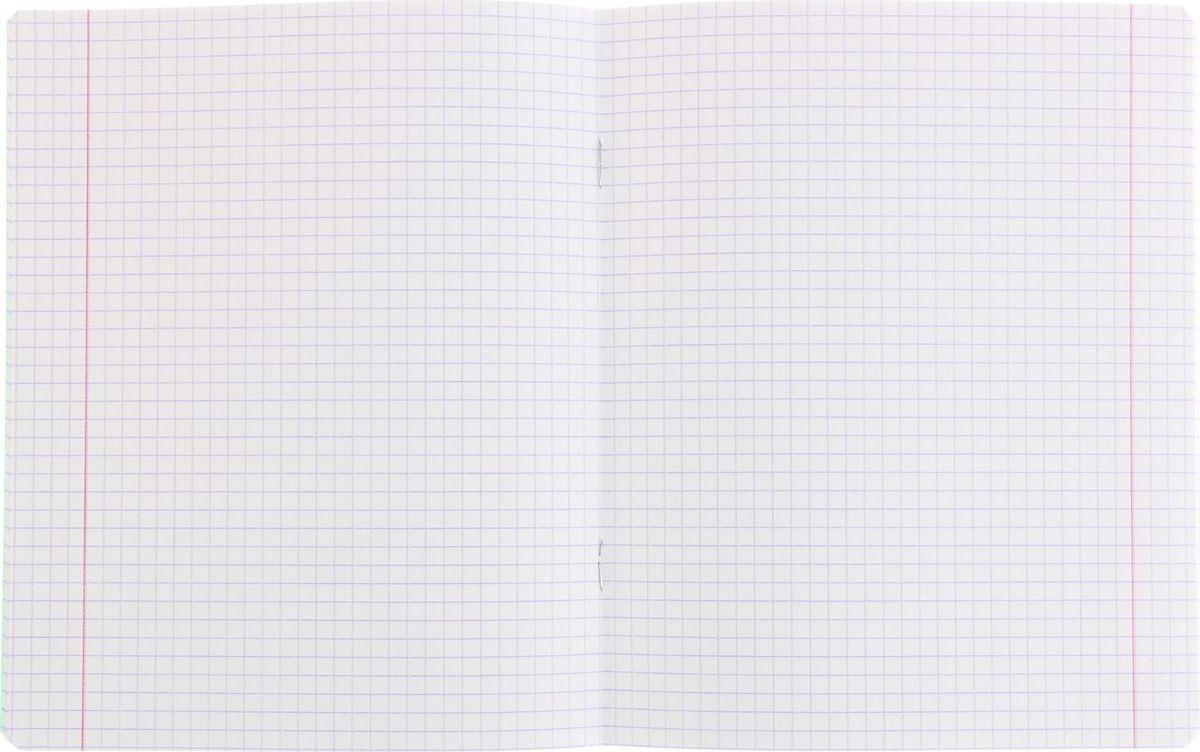 Тетрадь КФОБ идеально подойдет для занятий любому школьнику.Обложка с закругленными углами, выполненная из картона зеленого цвета, сохранит тетрадь в аккуратном состоянии на протяжении всего времени использования. Внутренний блок состоит из 24 листов белой бумаги в клетку с полями.На задней обложке тетради представлены таблица умножения, меры длины, площади, объема и массы.Изделие отличается качеством внутреннего блока, который полностью соответствует нормам и необходимым параметрам для школьной продукции.Пусть ваш ребенок получает только хорошие оценки в любимых тетрадях с зеленой обложкой!