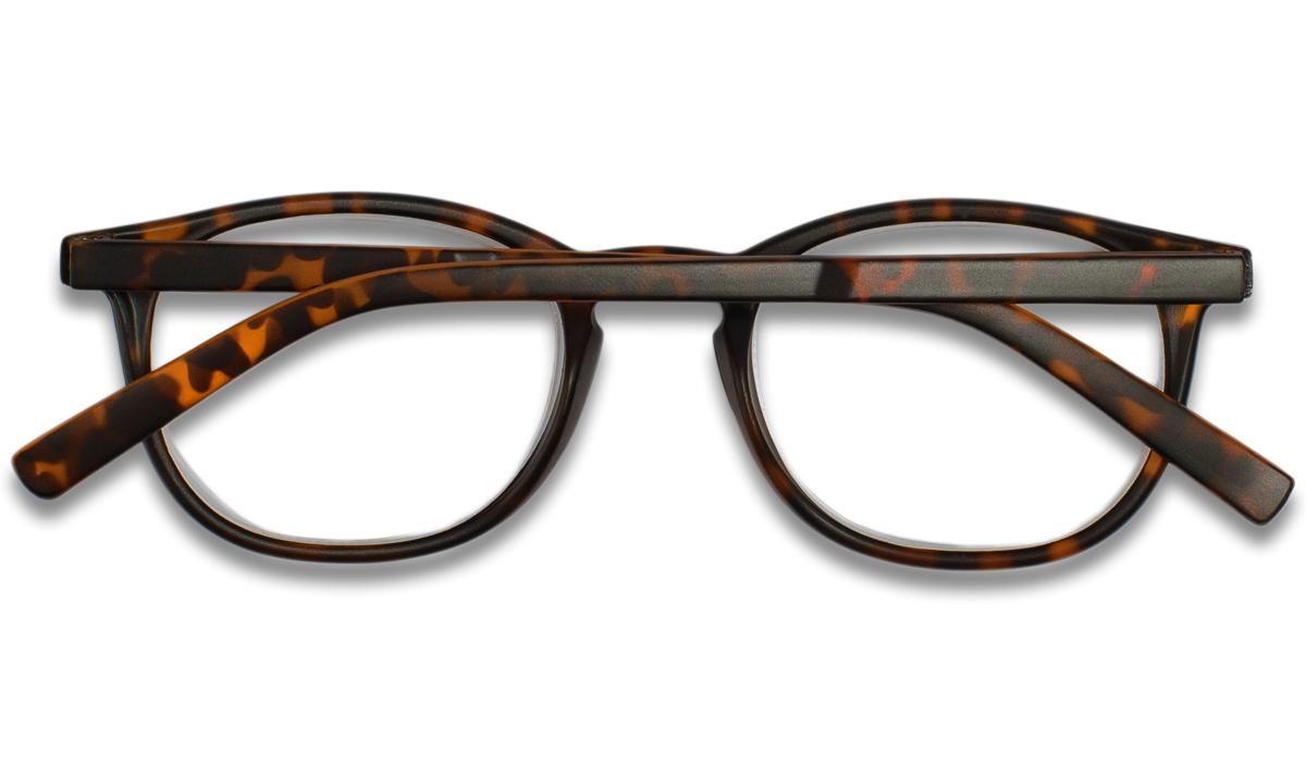 Kemner OpticsОчки для чтения +2,5, цвет:  коричневый Kemner Optics