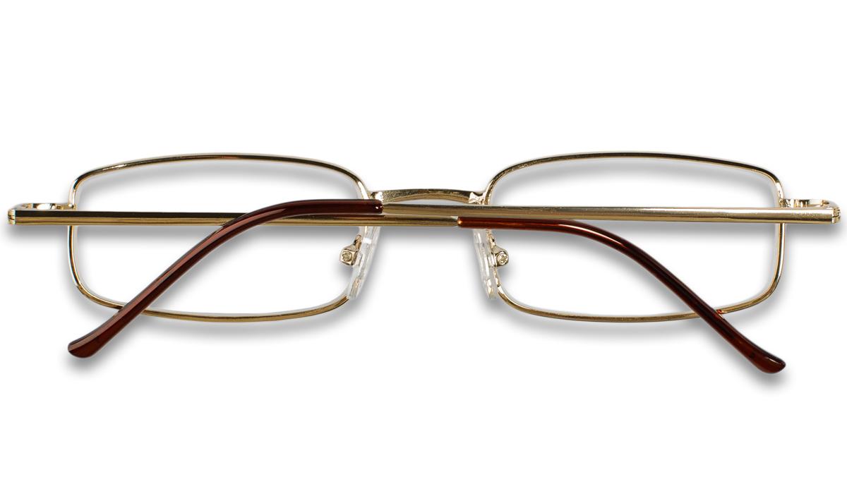 Kemner OpticsОчки для чтения +2,5, цвет:  золотой Kemner Optics