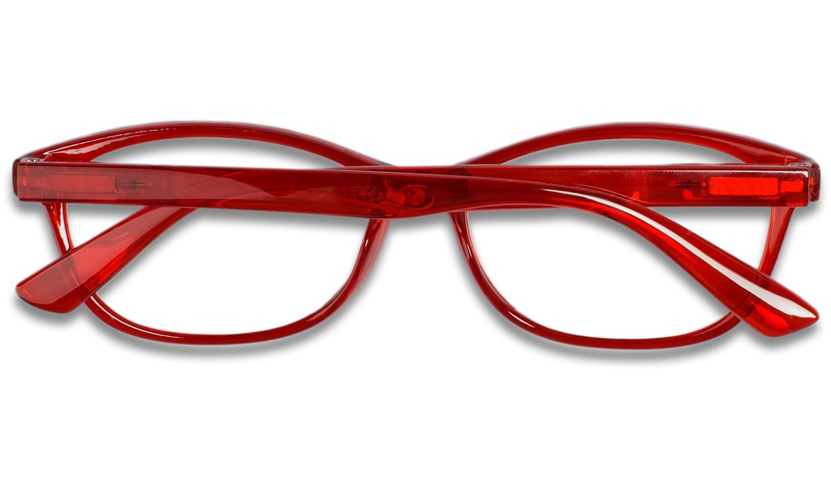 Kemner OpticsОчки для чтения +1,5, цвет:  красный Kemner Optics