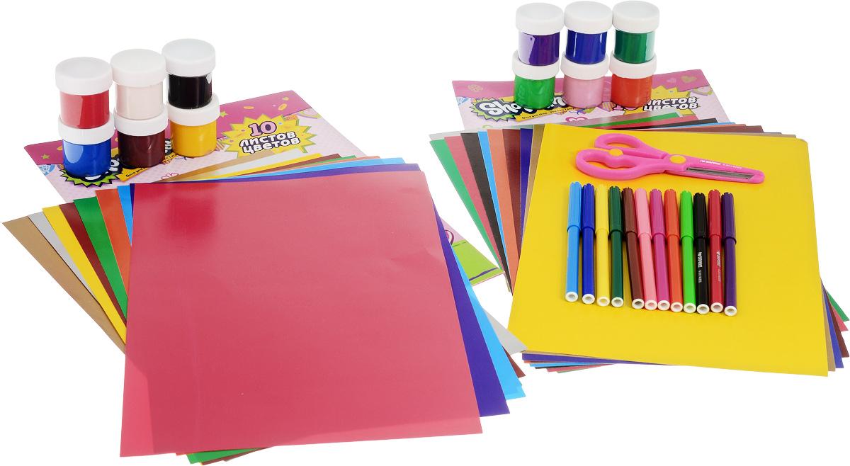 Shopkins Набор для детского творчества 6 предметов