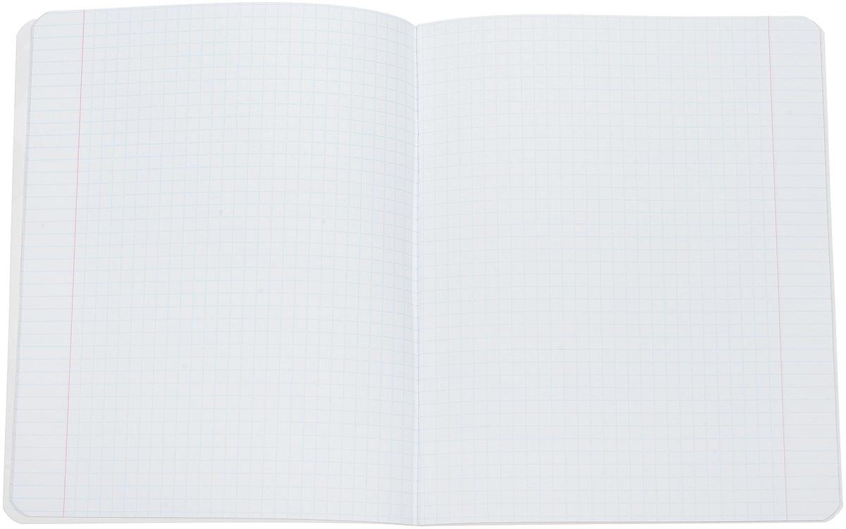 Тетрадь Barbie с красочным дизайном предназначена для младших школьниц.Обложка тетради выполнена из картона с закругленными углами и украшением изображением красавицы Барби.Внутренний блок тетради состоит из 24 листов белой бумаги на двух металлических скрепках, разлинованных в клетку с полями.