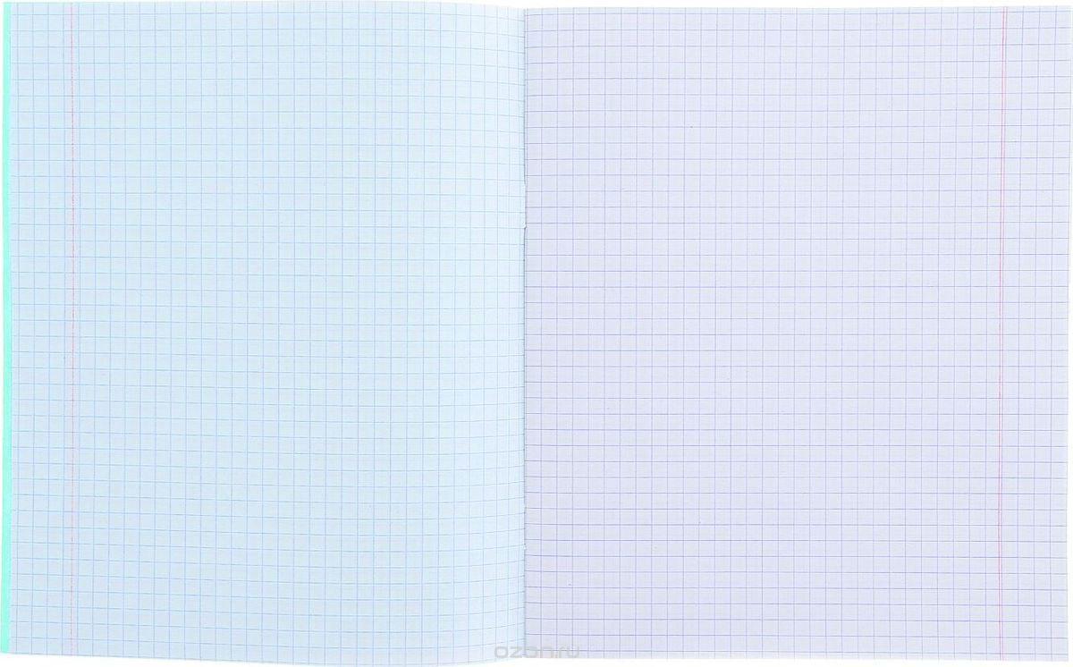 Тетрадь КПК идеально подойдет для занятий любому школьнику.Обложка, выполненная из бумаги зеленого цвета, сохранит тетрадь в аккуратном состоянии на протяжении всего времени использования. Внутренний блок состоит из 12 листов белой бумаги в голубую клетку с полями. На задней обложке тетради представлены таблица умножения, меры длины, площади, объема и массы.Изделие отличается качеством внутреннего блока, который полностью соответствует нормам и необходимым параметрам для школьной продукции.Пусть ваш ребенок получает только хорошие оценки в любимых тетрадях с зеленой обложкой!Плотность: 58-63 г/м2.Белизна: 90%.