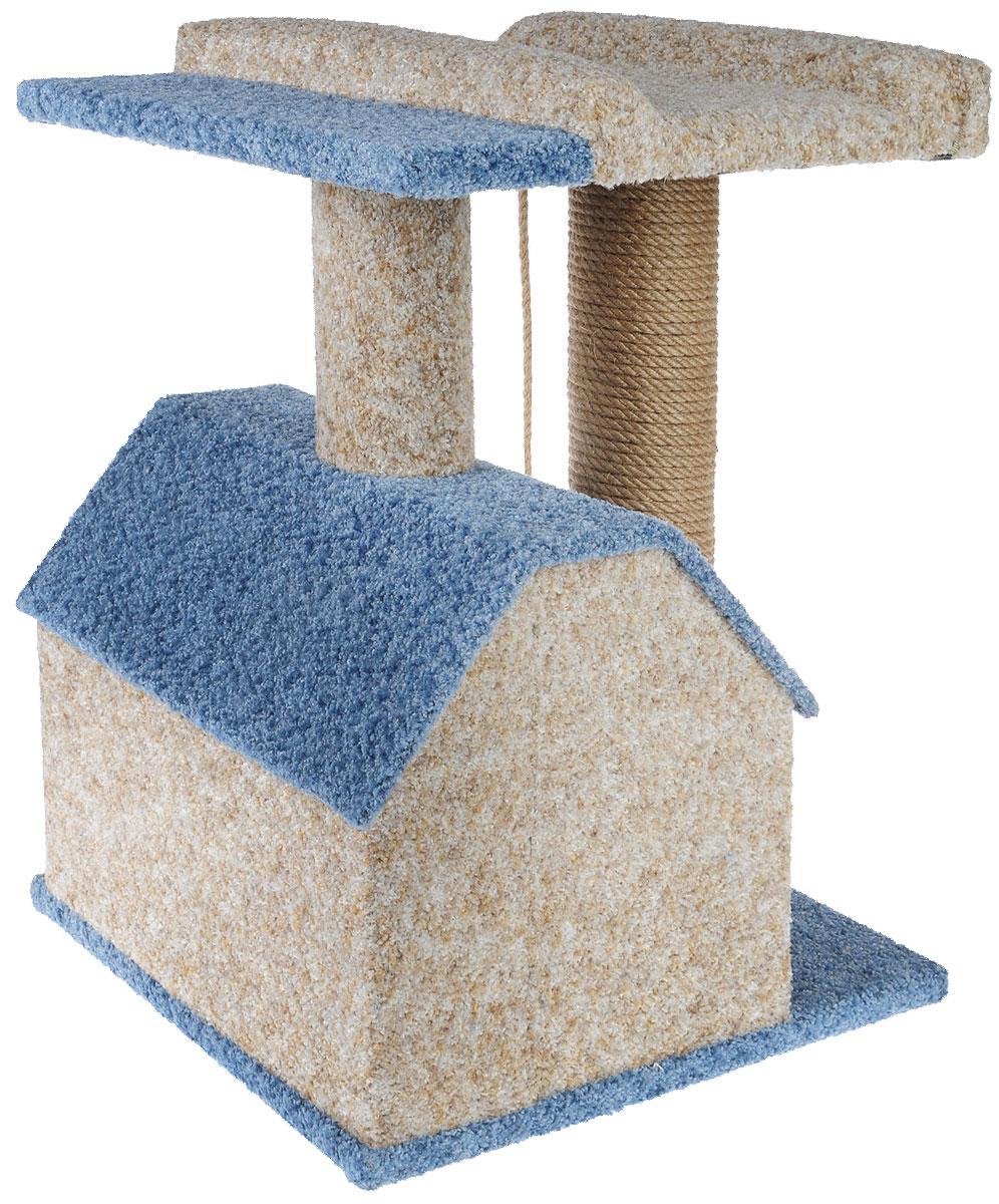 Игровой комплекс для кошек Грызлик Ам