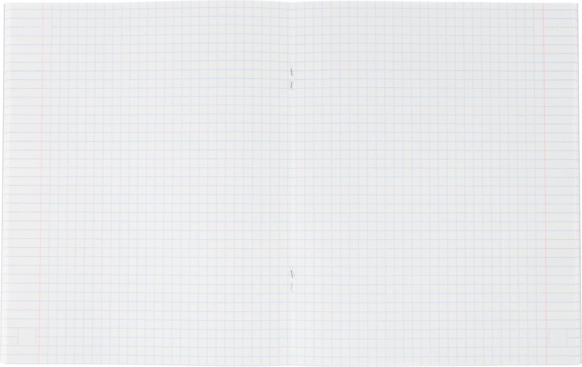 Тетрадь Brauberg Stylish для учебы и работы.Обложка, выполненная из плотного картона, позволит сохранить тетрадь в аккуратном состоянии на протяжении всего времени использования.Внутренний блок тетради, соединенный металлическими скрепками, состоит из 48 листов белой бумаги. Стандартная линовка в клетку голубого цвета дополнена полями.