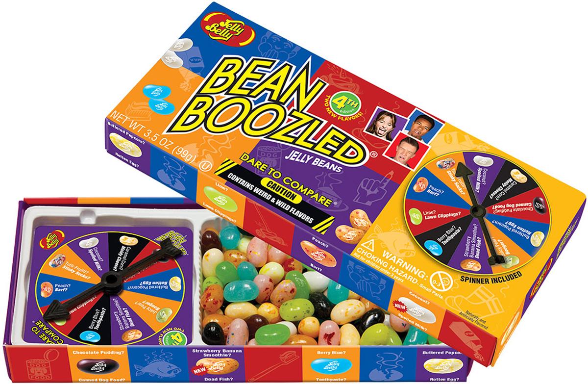 Конфеты Jelly Belly в последнее время стали очень популярны за свой удивительный вкус, который передаётся на 100% правдоподобно. Так что эти конфеты действительно ну очень вкусные. Попробовав одну конфетку, будет сложно остановится!