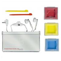 Logic 3 набор аксессуаров Кристалл для Nintendo DS LiteDSL615Набор аксессуаров для Nintendo DS Lite.