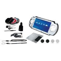 Набор аксессуаров для Sony PSP Slim&Lite Кристалл Elite 12 в 1BH-PSP02612 H(R)Набор аксессуаров для Sony PSP Slim & Lite.
