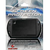 Защитная пленка для PSP GoPSPGO-Y051Защитная пленка предназначена для защиты экрана PSP Go. Пленка обладает прекрасной светопроводимостью и не изменяет цветопередачу экрана. Высококачественный материал защитной пленки гарантирует большой эксплуатационный срок службы.