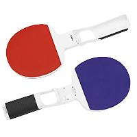 Насадка на контроллер Ракетки для настольного тенниса для Nintendo WiiNW846Набор из 2 насадок на контроллер Nintendo Wii для настольного тенниса.Почувствуйте себя теннисистом!