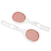 Насадка на контроллер Ракетки для большого тенниса для Nintendo WiiNW840Набор из 2 насадок на контроллер Nintendo Wii для настольного тенниса.Почувствуйте себя теннисистом!