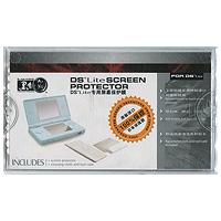 Пленки для экранов Nintendo DS LiteBH-DSL09826Пленки для большого и малого экрана Nintendo DS Lite.