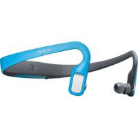 Nokia BH-505, Blue02727G0Беспроводная стереогарнитура Nokia BH-505 специально создана для активного образа жизни: она обеспечивает удобный доступ к музыке и вызовам, даже когда Вы куда-то идете. Cочетайте стиль и комфорт:Эту элегантную, легкую гарнитуру удобно носить на шее, а набор различных наушников позволяет подобрать наиболее удобные.Наслаждайтесь высоким качеством звука:Великолепное качество звука гарантировано даже при шуме или ветре благодаря технологии цифровой обработки сигналов (DSP), поэтому эта гарнитура идеально подходит для активного отдыха.Наслаждайтесь быстрым доступом к музыке:Развлекайтесь, оставаясь активным, — эта беспроводная гарнитура устойчива к брызгам и имеет клавиши быстрого доступа для управления музыкой и вызовами.