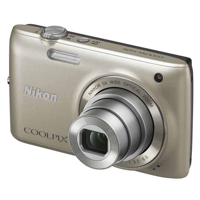 Nikon Coolpix S4150, Silver