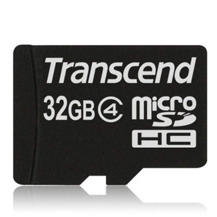 Transcend microSDHC Class 4 32GB карта памятиTS32GUSDC4Карта памяти Transcend microSDHC Class 4 идеально подойдет для хранения большого объема информации.Корректирующий код (ECC) для обнаружения и устранения ошибок при передаче информацииВозможность внутрисистемного программирования (ISP) для обновления микропрограммыПоддержка автоматического ждущего режима, режима выключенного питания и спящего режимаМеханическое переключение защиты записиСоответствие стандартам RoHSВнимание: перед оформлением заказа убедитесь в поддержке вашим электронным устройством карт памяти данного объема.