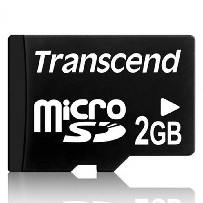 Transcend microSD 2GBTS2GUSDCКарта памяти Transcend MicroSD.Крошечный размер, улучшенная производительность и быстрая скорость передачи данных, делает microSD карты Transcend прекрасным выбором карты памяти для использования в следующем поколении мобильных телефонов.Внимание: перед оформлением заказа, убедитесь в поддержке Вашим электронным устройством карт памяти данного объема.Простота в обращении, работа в режиме plug-and-playКорректирующий код (ECC) для обнаружения и устранения ошибок при передаче информацииВозможность внутрисистемного программирования (ISP) для обновления микропрограммыПоддержка автоматического ждущего режима, режима выключенного питания и спящего режимаМеханическое переключение защиты записиСоответствие стандартам RoHS