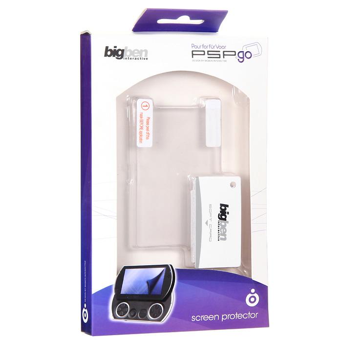 Защитная пленка для PSP GoPSPGOSCREENЗащитная пленка предназначена для защиты экрана PSP Go. Пленка обладает прекрасной светопроводимостью и не изменяет цветопередачу экрана. Высококачественный материал защитной пленки гарантирует большой эксплуатационный срок службы.